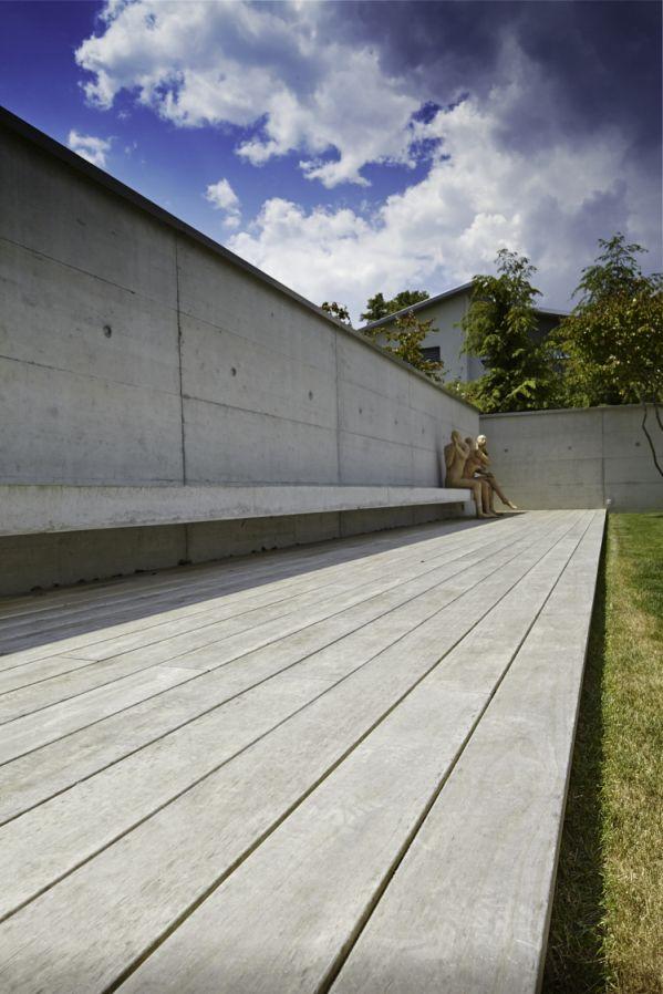 Terrassenbau - Holzterrasse