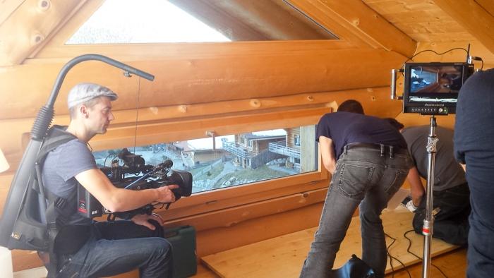 Bosch Werkzeuge - Making of Werbefilm 1