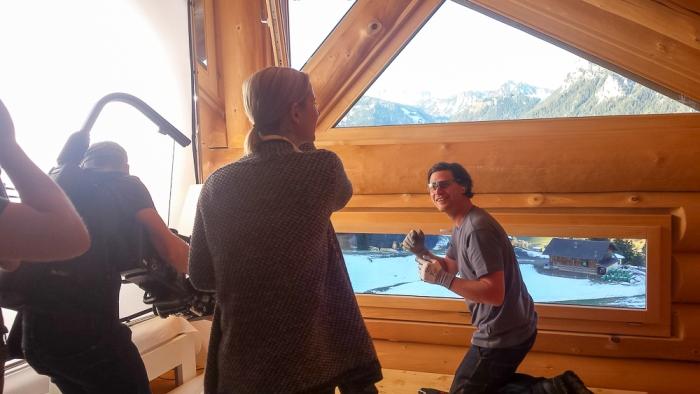 Bosch Werkzeuge - Making of Werbefilm 2