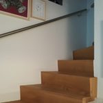 Neue Holztreppe 1