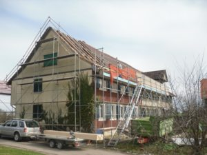 Umbau Sanierung Thurgau 1