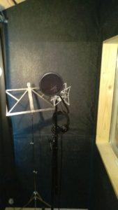 Raumakustik Optimierung Studio 01